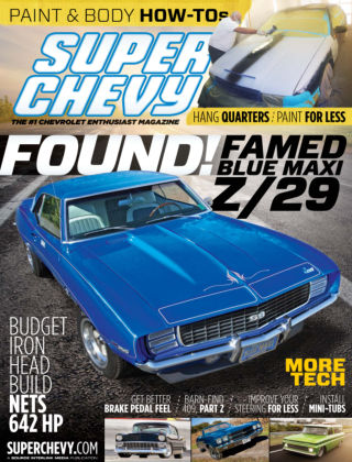 Super Chevy July 2014