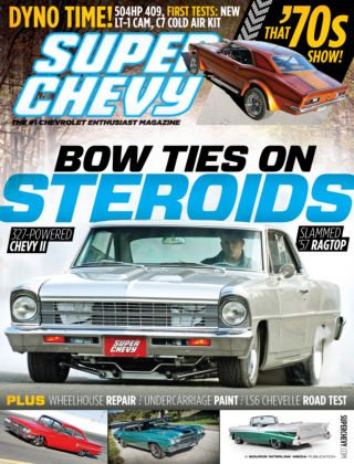 Super Chevy August 2014