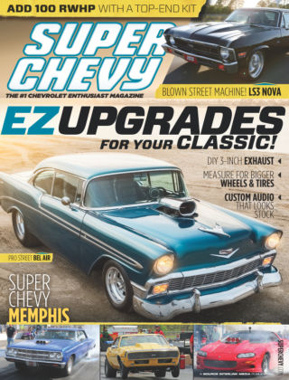 Super Chevy September 2014