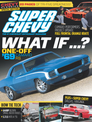 Super Chevy October 2014