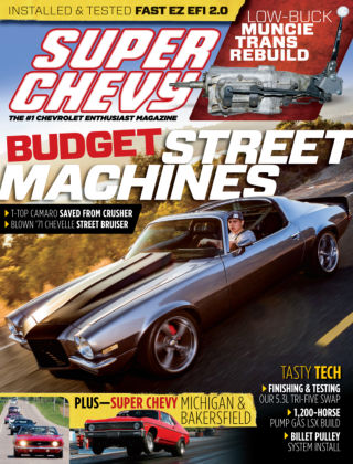 Super Chevy November 2014