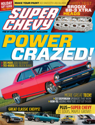 Super Chevy December 2014