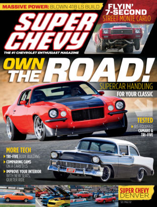Super Chevy January 2015