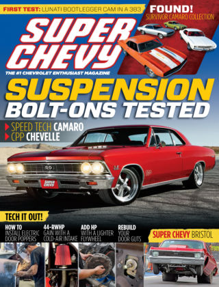 Super Chevy February 2015