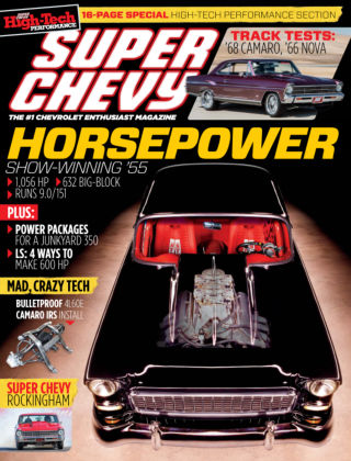 Super Chevy March 2015