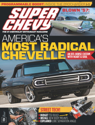 Super Chevy June 2015