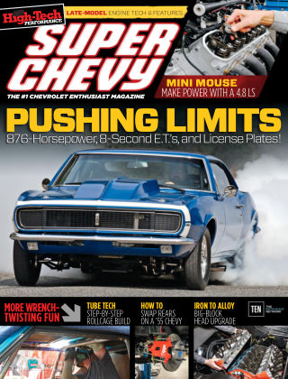 Super Chevy July 2015