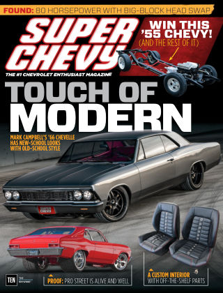 Super Chevy August 2015