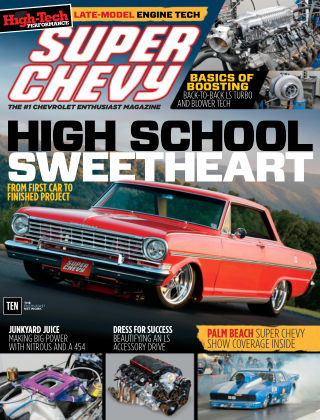 Super Chevy September 2015