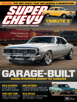 Super Chevy October 2015