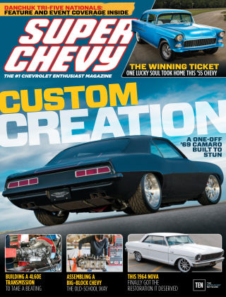 Super Chevy December 2015