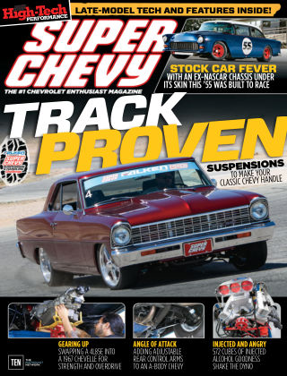 Super Chevy January 2016