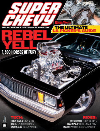 Super Chevy May 2016