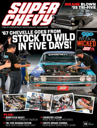 Super Chevy Oct 2016