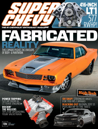 Super Chevy Jan 2017