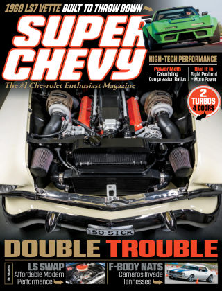 Super Chevy May 2018