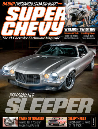 Super Chevy Oct 2018