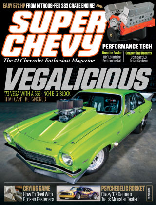 Super Chevy Nov 2018