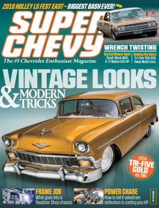 Super Chevy Jan 2019