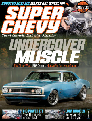 Super Chevy May 2019