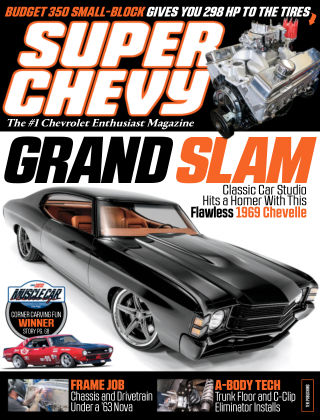 Super Chevy Aug 2019
