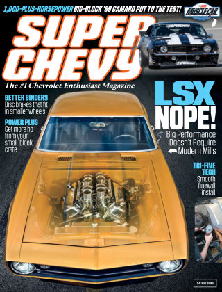 Super Chevy Oct 2019