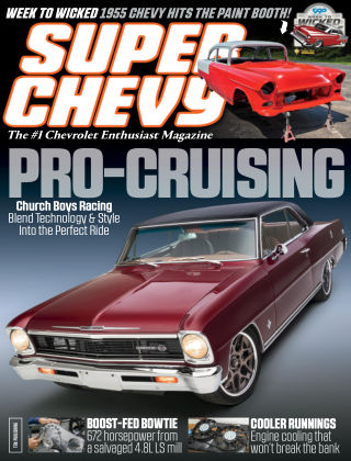 Super Chevy Nov 2019