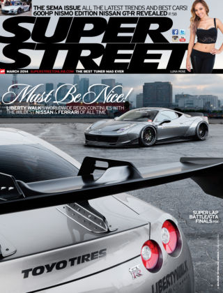 Super Street March 2014