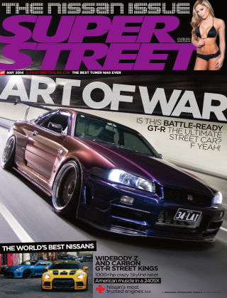 Super Street May 2014