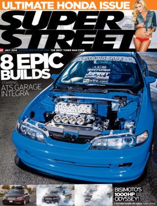 Super Street July 2014