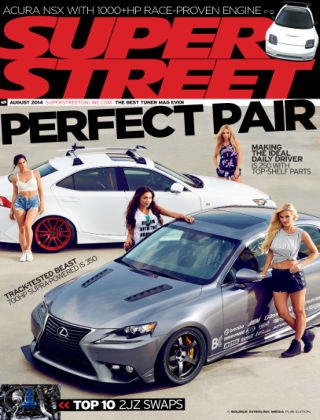 Super Street August 2014