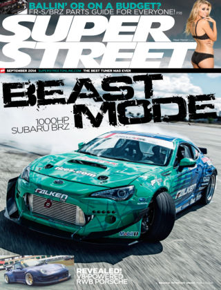 Super Street September 2014