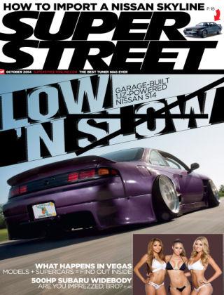 Super Street October 2014