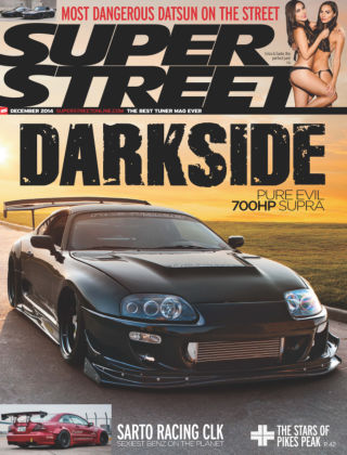 Super Street December 2014