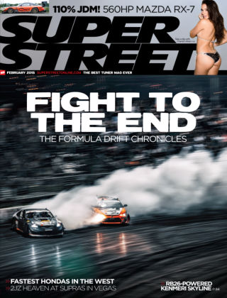 Super Street February 2015