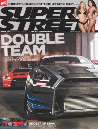 Super Street March 2015