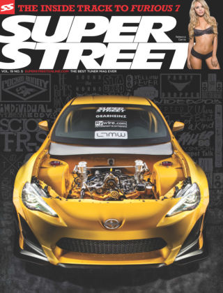 Super Street May 2015