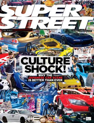 Super Street June 2015