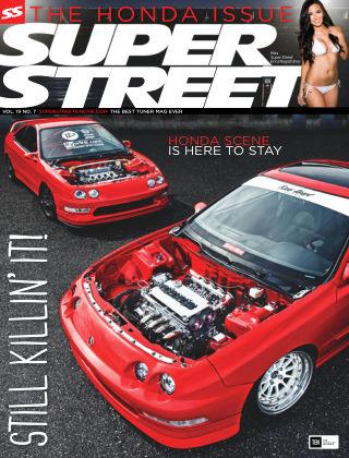 Super Street July 2015