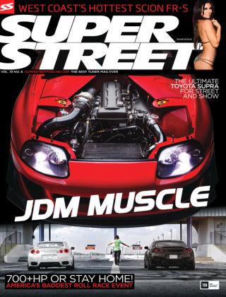 Super Street August 2015