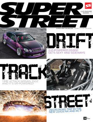 Super Street September 2015