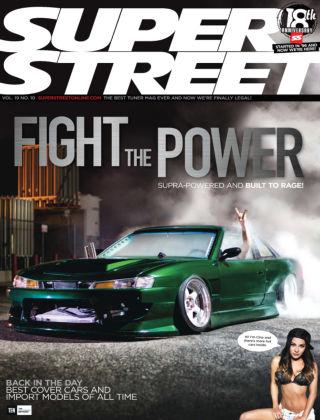 Super Street October 2015