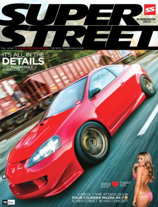 Super Street November 2015