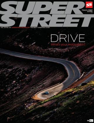 Super Street Apr 2016