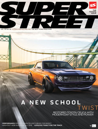 Super Street May 2016