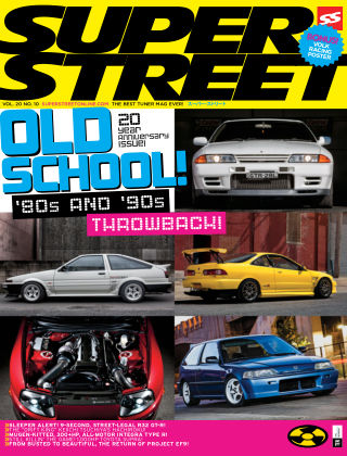 Super Street Oct 2016