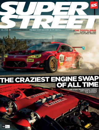 Super Street May 2017