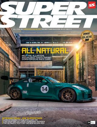 Super Street Aug 2017
