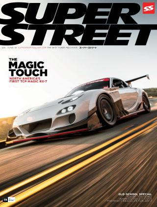 Super Street Oct 2017