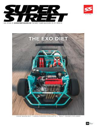 Super Street Jan 2018